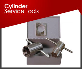 CYLINDER SERVICE TOOLS