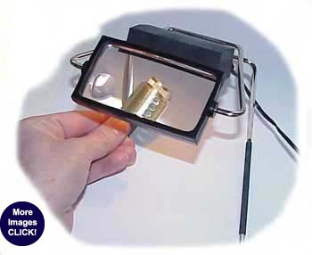 Cylinder Lamp Magnifier