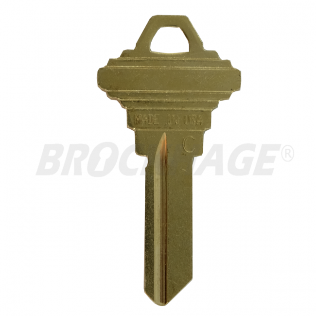 Schlage Key Blanks Schlage Sc1 Keys Lockpicks Com