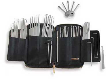 69 Piece Lock Pick Set Mpxs 62
