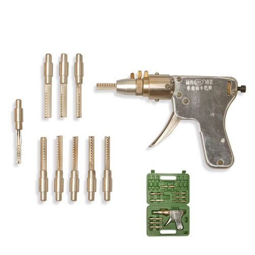 Lock Pick Tools >> Dimple Lock Bump Pick Gun Kit