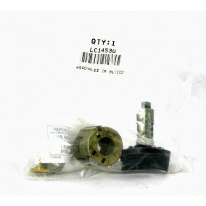 Chrysler Ignition Lock 8-Cut 1990-1993 PTL (Uncoded)(Chrome)