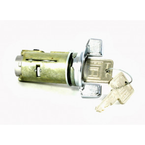 GM Ignition Lock 1978-1981 W/Bolt(Coded)(Chrome)
