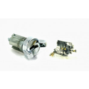Ford Ignition Lock 10-Cut 1986-1989(Uncoded)(Chrome)