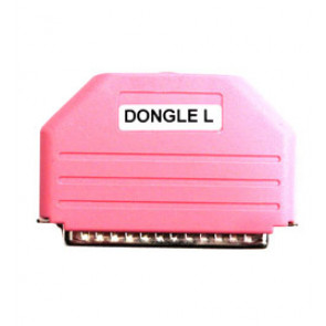 """L"" dongle (PINK)"