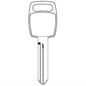 GM - Saturn 1991 to 1994 Trunk, Hatch Locks - Aero Lock - TO-49 (B88) 32pc. Try-Out Key Set