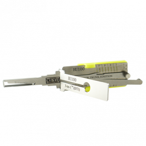 GM (HU100) Lishi 3-in-1 Tool (NIGHT VISION)