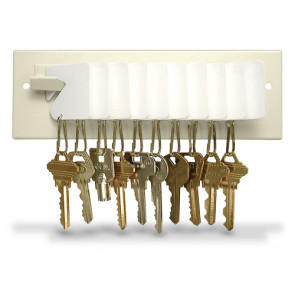 Key Board with 10 Plain Tags
