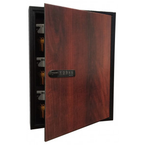 HPC Wood Grain KeKab Key Storage