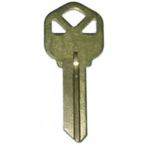(KW1,1176) Key Blanks by Ilco, JMA, or Esp for Kwikset