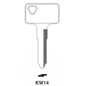 KAWASAKI - Vulcan Motorcycles - TO-12 (KW14) 32pc. Try-Out Key Set