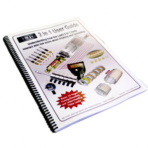 Genuine Lishi 2-in-1 Tool User Guide Vol. 2