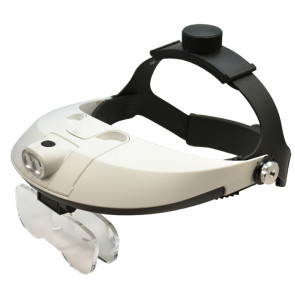 2-Way Adjustable Headband Magnifiers
