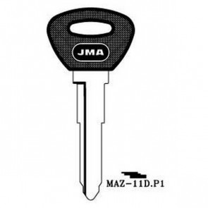 Mazda (MAZ24RT5) Transponder Key -by JMA