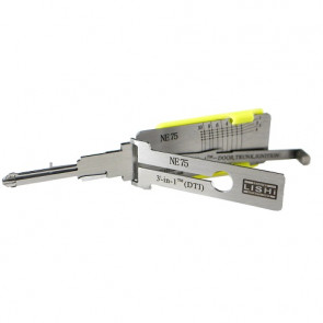 LAND ROVER (NE75) Lishi 3-in-1 Tool (NIGHT VISION)