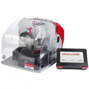 Keyline NINJA LASER Code Machine and Duplicator
