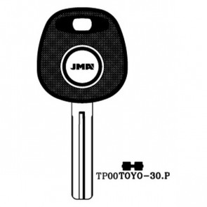 Transponder Key Shell (TP00TOYO-30-P)