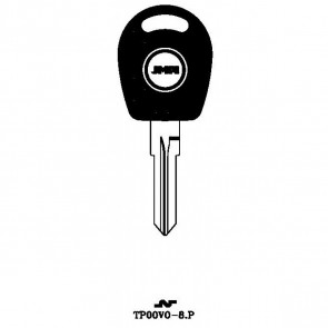 Transponder Key Shell (TP00VO-8-P)