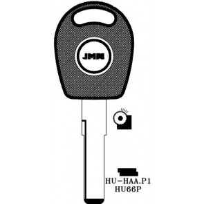 VW Transponder Key