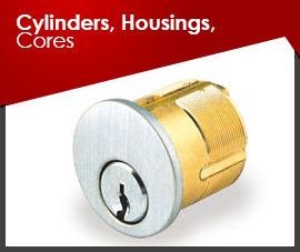 CYLINDERS, HOUSINGS, CORES