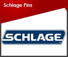 SCHLAGE PINS