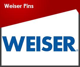 WEISER PINS