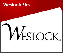 WESLOCK PINS