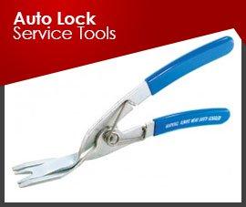 AUTO LOCK SERVICE TOOLS