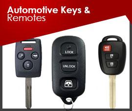 AUTOMOTIVE KEYS, REMOTES, & PROGRAMMERS
