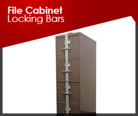 File Cabinet Locking Bars