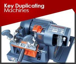 KEY DUPLICATING MACHINES