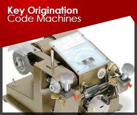 KEY ORIGINATION - CODE MACHINES