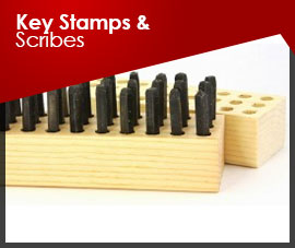 KEY STAMPS & SCRIBES