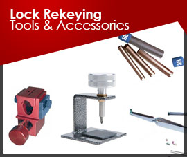 LOCK REKEYING TOOLS & ACCESSORIES
