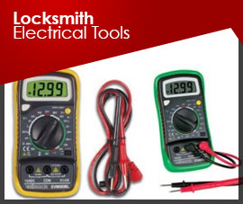 LOCKSMITH ELECTRICAL TOOLS