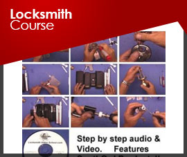LOCKSMITH COURSE