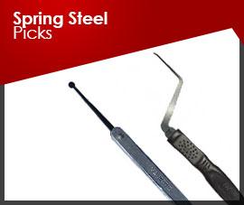 Spring Steel Picks
