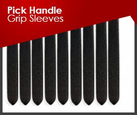 Pick Handle Grip Sleeves