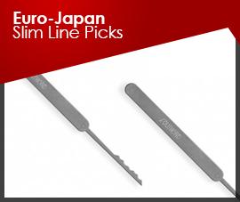 Euro-Japan Slim Line Picks