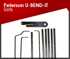 Peterson U-BEND-IT Sets