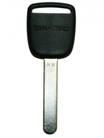 Honda (HO01PT, 692082) Transponder Key - by Strattec