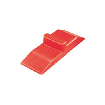 Red-Plastic Wedge