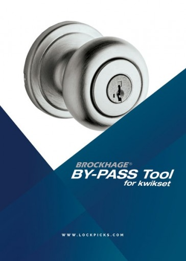 Brockhage By-Pass Tool for Kwikset