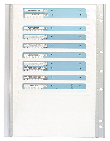 Code Card Storage Panel