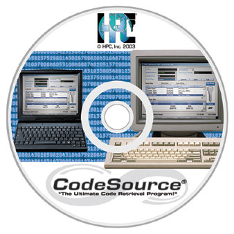 HPC CodeSource Lock Code Software