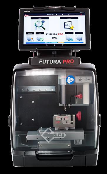 Silca Futura Pro One -by Ilco