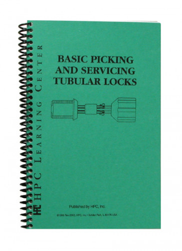 Basic Tubular Lock Picking Manual