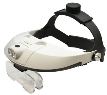 2-Way Adjustable Headband Magnifiers