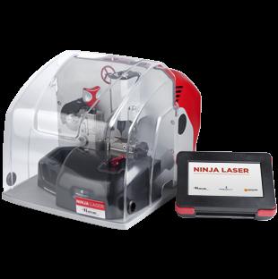 Keyline NINJA LASER Code Machine and Duplicator