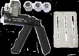 PAK-A-PUNCH for Interchangeable Core Locks